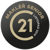 Makléř měsíce Senior listopad 2019