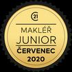 Makléř měsíce Junior červenec 2020