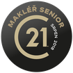 Makléř měsíce Senior srpen 2018