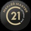 Makléř měsíce Master listopad 2018