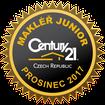 Makléř měsíce Junior prosinec 2017