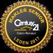 Makléř měsíce Senior leden 2017