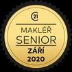 Makléř měsíce Senior září 2020
