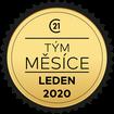 Teamleader měsíce leden 2020