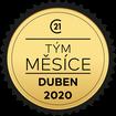 Teamleader měsíce duben 2020
