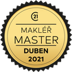 Makléř měsíce Master duben 2021
