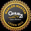 Makléř měsíce Master leden 2013