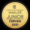 Makléř měsíce Junior červen 2021