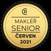 Makléř měsíce Senior červen 2021