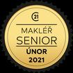 Makléř měsíce Senior únor 2021