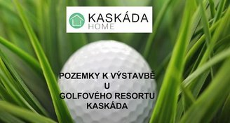 Stavební pozemek u golfu