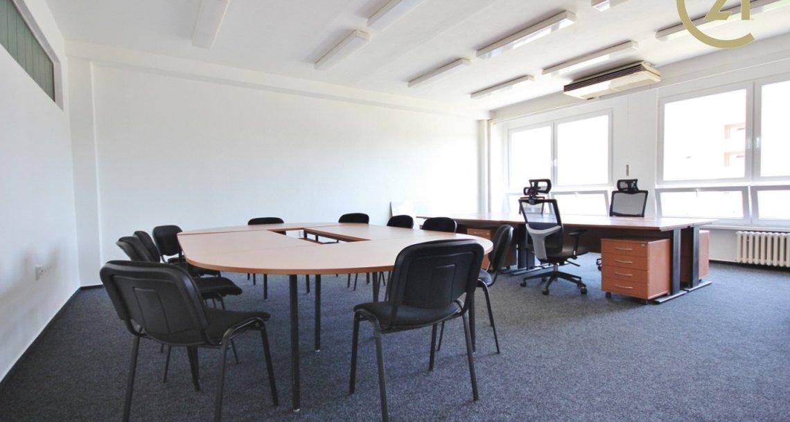 Open space kancelář 117,37 m2