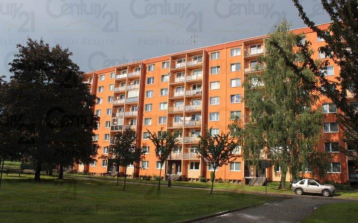 Prodej, byt 2+1, Šumperk, Březinova ulice