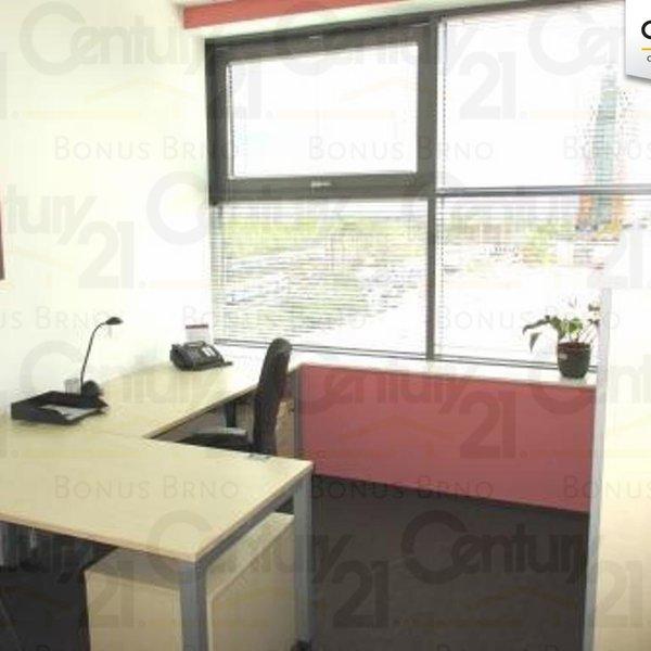 Kancelářské prostory, Brno - jih, ul. Holandská