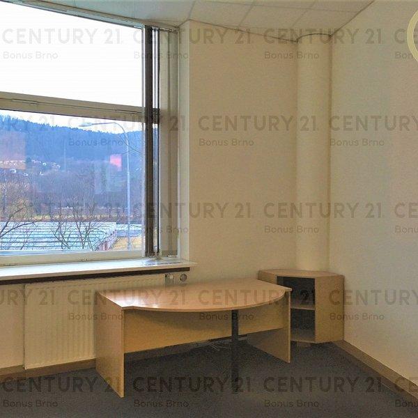 Pronájem kanceláře 20 m²ulice Masarykova, Blansko
