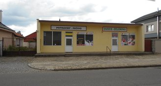 Prodej bývalého obchodu (300 m2) Chropyně
