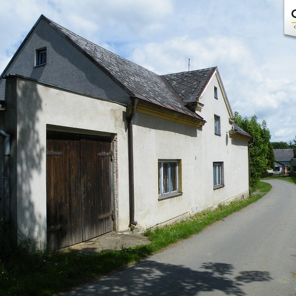 Prodej rodinný dům 158 m2, Beroun (Teplá, okr. Cheb)