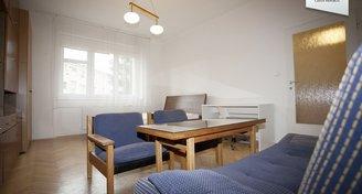 Pronájem bytu 1+1/B, 46 m2, v klidné části Bubenče
