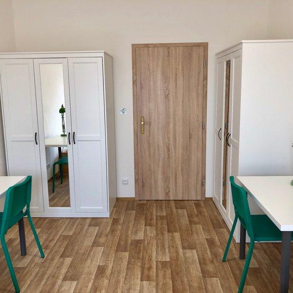 Prodej moderního ubytovacího zařízení v ulici Prosecká
