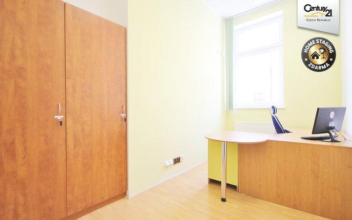 Pronájem kanceláře 10 m², ul. Netušilova 20