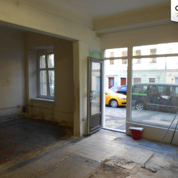 Pronájem obchodního prostoru 42 m2, Praha 6 - Břevnov