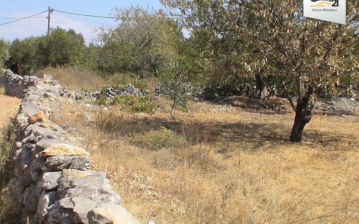 Prodej stavebního pozemku ,Drvenik Mali (Dalmácie )