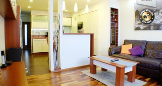 Prodej bytu OV 4+kk, 2 balkony, garáž. stání v objektu