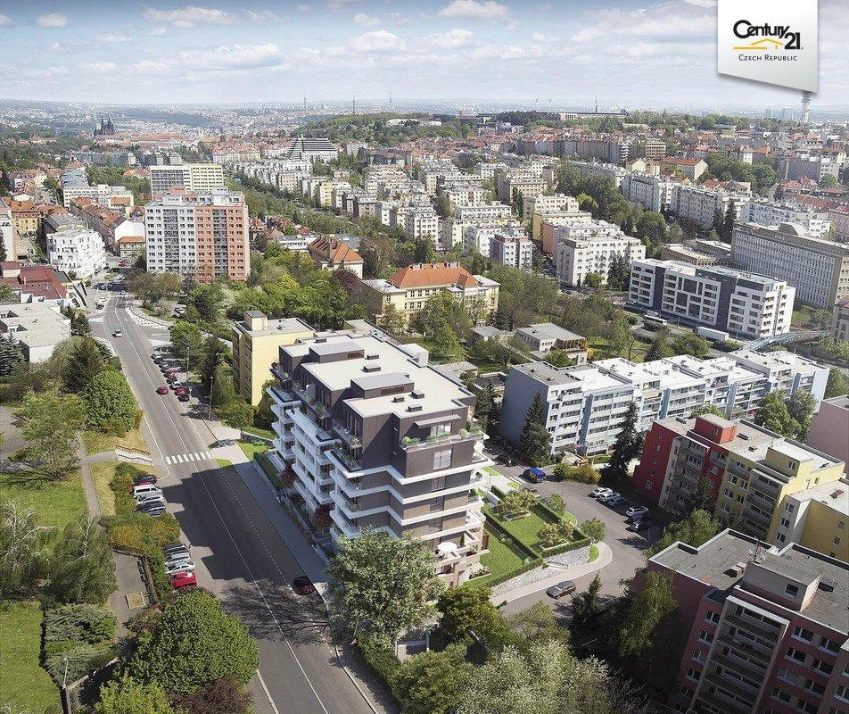 Prodej nového bytu 4+kk, 120 m2 + 35 m2 terasa,