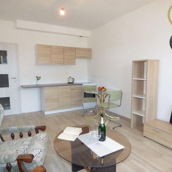 Prodej bytu 1+kk, 24m2, Záříčí u Kroměříže