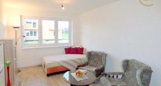 Pronájem bytu 1+kk, novostavba Záříčí u Kroměříže