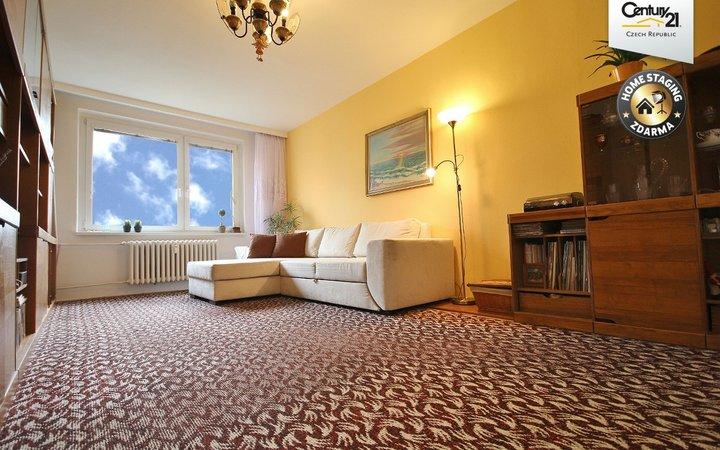 Prodej bytu 2+1 60 m² Brno - Bystrc