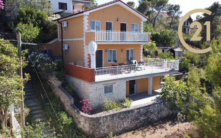 Prodej rekreační dům se 3 apartmány Chorvatsko, Čiovo