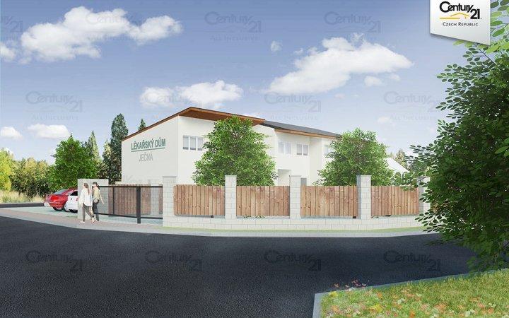 Čtyři nové ordinace v lukrativní části města Brna.