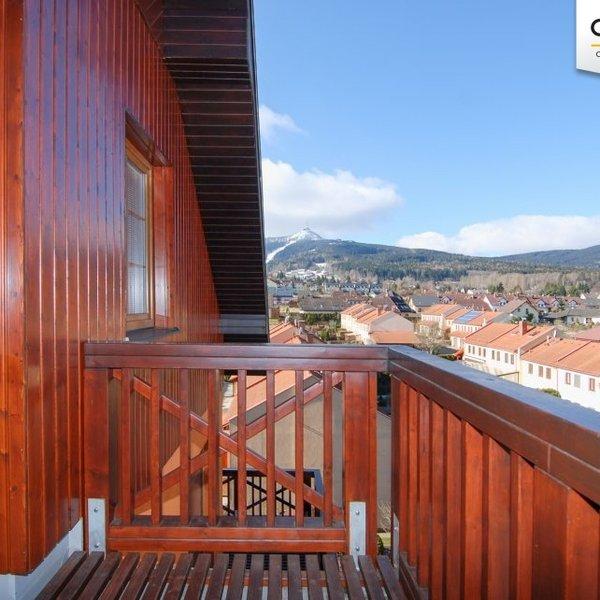 Moderní 3+kk s balkonem a výhledem na Ještěd