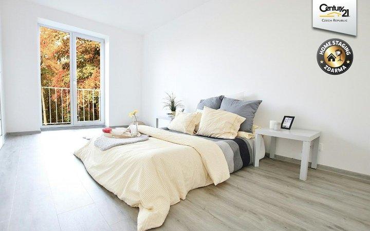 Byt 2kk v novostavbě bytového domu Troubsko-Veselka