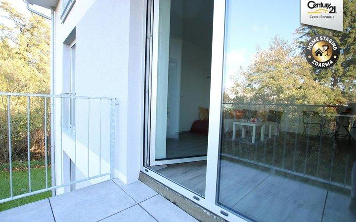 Prostorný byt v novostavbě 2kk v blízkosti Brna