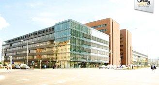 Kancelářské prostory 378 m² v budově Gemini na Pankráci