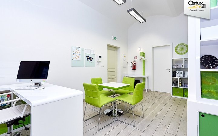 """Kancelář (37 m2) v projektu """"La Corte"""", ul. Petrská, Praha 1"""