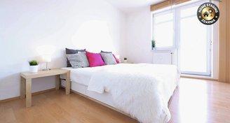 Byt 2+kk, 85 m2 vč. velké terasy 45 m2, Praha-Kobylisy