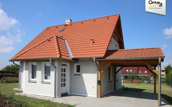 Prodej rodinného domu 137m2, pozemek 1079m2