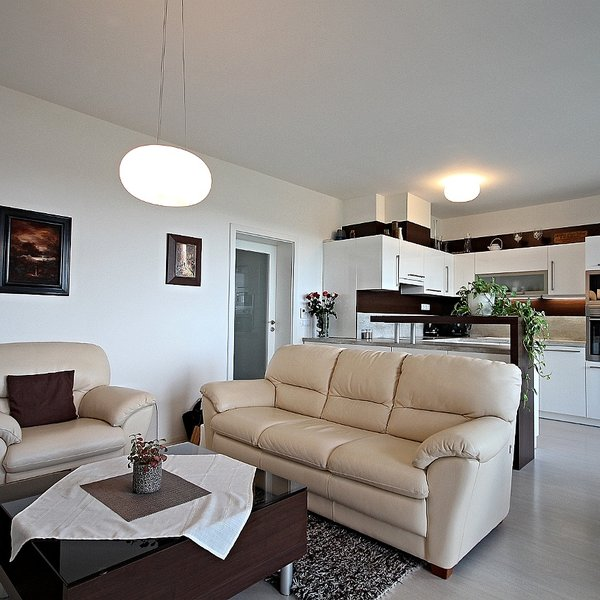 Krásný byt v jedinečné lokalitě Nad přehradou