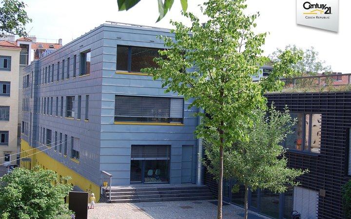 Luxusní kancelář 42 m2 v centru Brna
