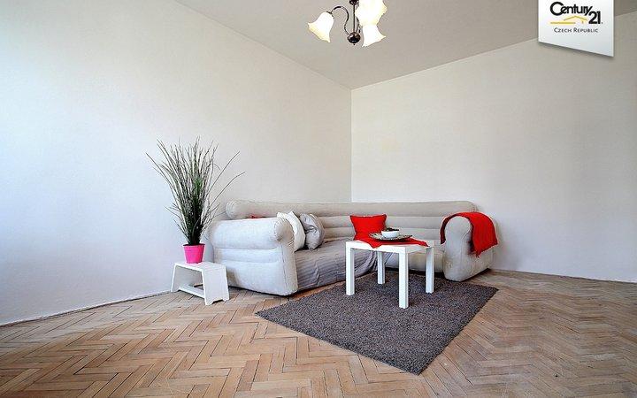 prostorný, světlý byt v OV 1+1 v centru Brna
