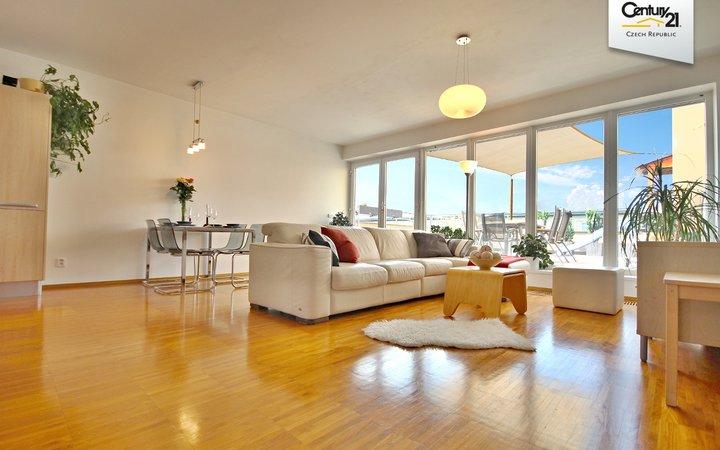 Luxusní byt v OV 4+kk o velikosti 173m2, Brno -Bystrc