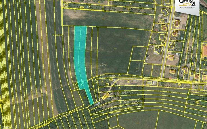 Pozemky pro budoucí výstavbu RD, Svitávka