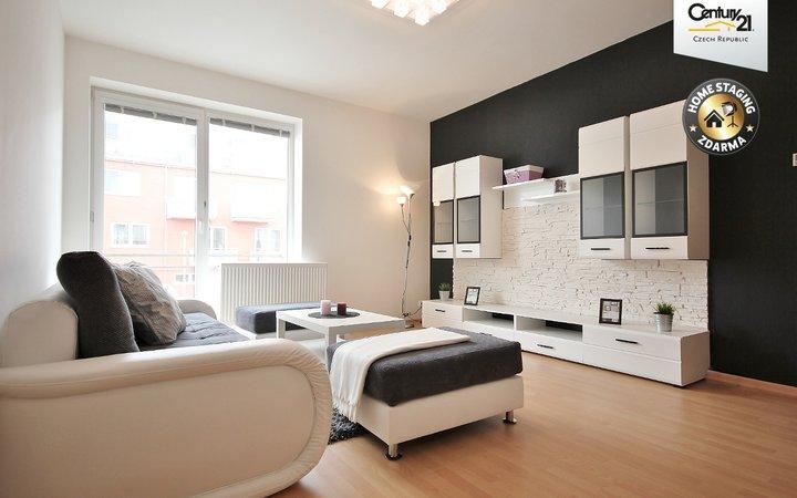 Pronájem krásného moderního bytu 2+kk, 60m2
