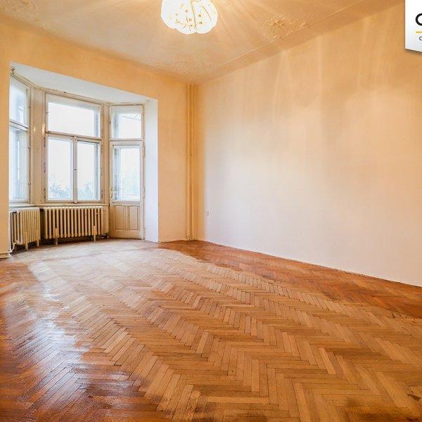 Jedinečný byt 3+kk, 87 m2, u Grébovky, Praha-Vinohrady