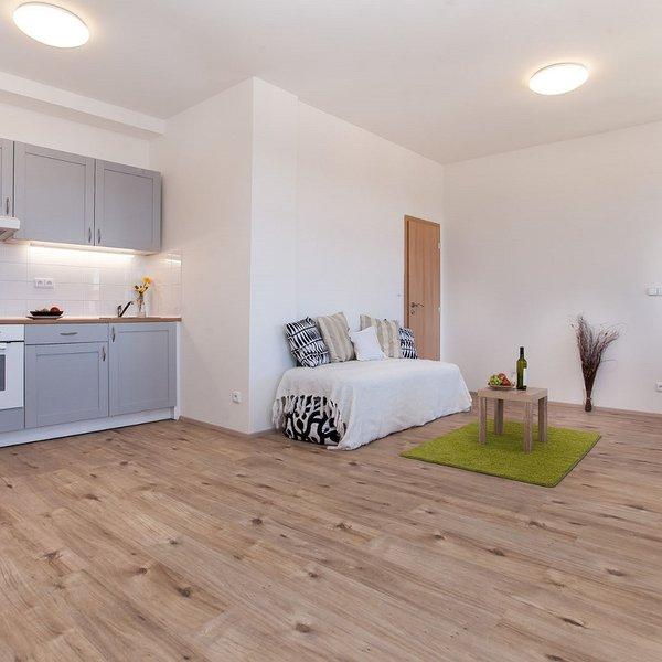 Krásný světlý byt 2+kk+balkón / 51 m2