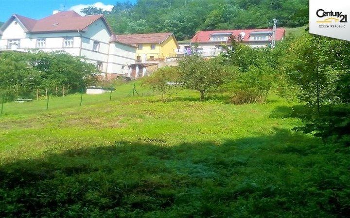 Prodej pozemku 1318 m2, Třebotov-Solopisky