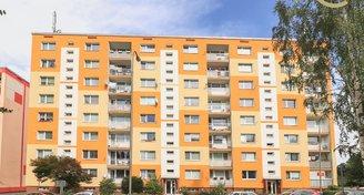 Slunný prostorný byt 3+1/L, 76 m2 v OV, Liberec - Vesec